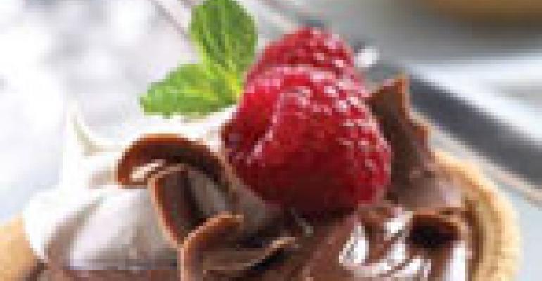 Elizabeth's Chocolate Pudding Pies