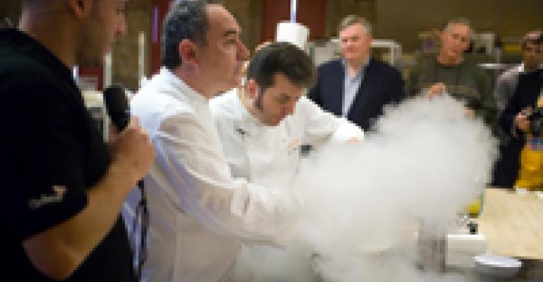 Molecular Gastronomy: How to Get a Learner's Permit