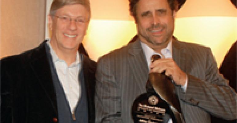 Jeffrey Chodorow Wins the Melman Award