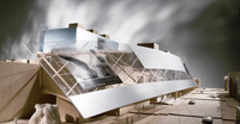Even for Frank Gehry, the Devil is in the Details