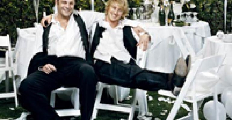 Crashing the Wedding Business