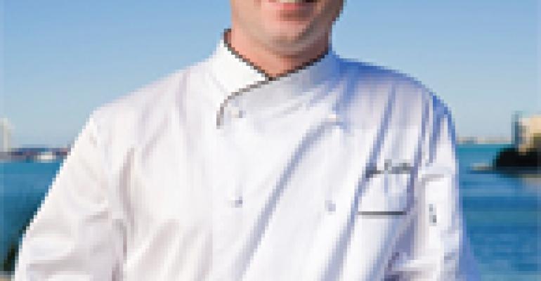 John Critchley: Chickpea and Chorizo Stew