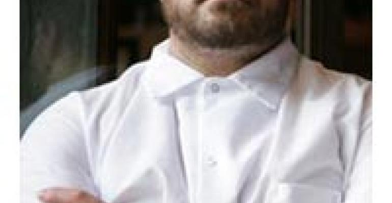 Jason Travi, Executive Chef, Riva, Santa Monica