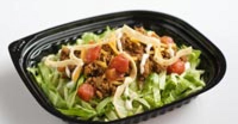 Crispy Taco Si-Salad