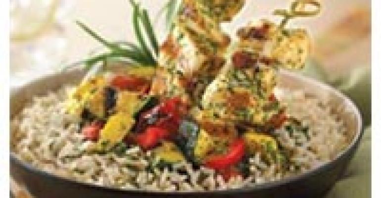 Chimichurri Rice Bowl