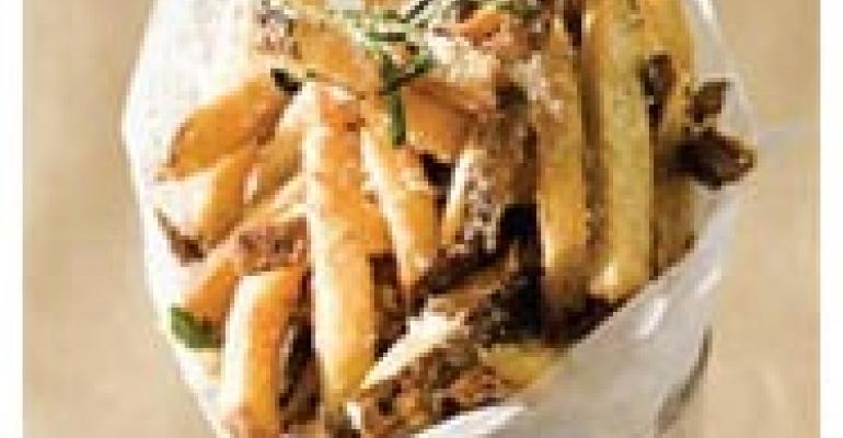 Idaho Potato Truffle Fries