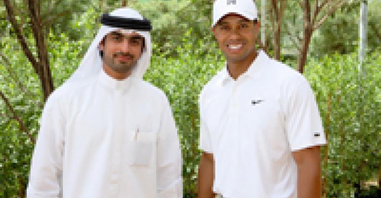 Tiger Woods, Restaurateur