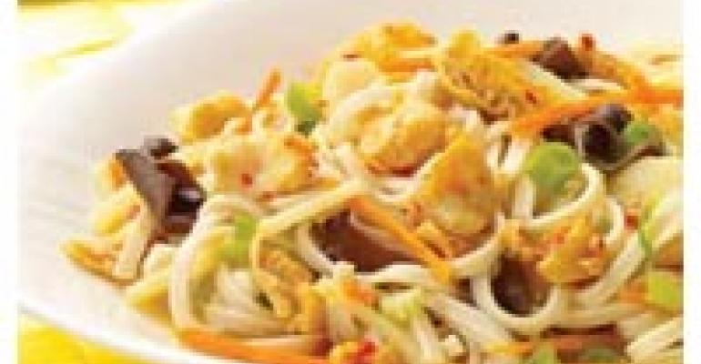 Udon Clams