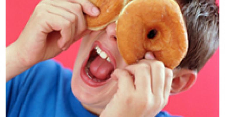 Surprise: Kids Savvy About Healthy Meals