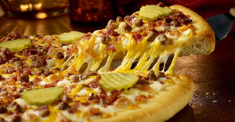 More Pizza Ideas | Cheeseburger, Paris, Tuscan and Bangkok Style Pizzas