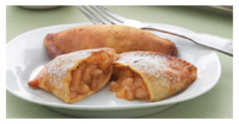 Apple Fruit Empanadas
