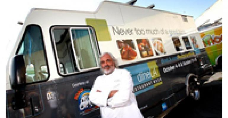Watch Out, Kogi; Full-Service Embraces the Food Truck