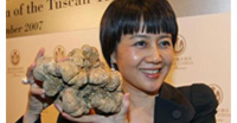Truffle Prices Come Down to Earth