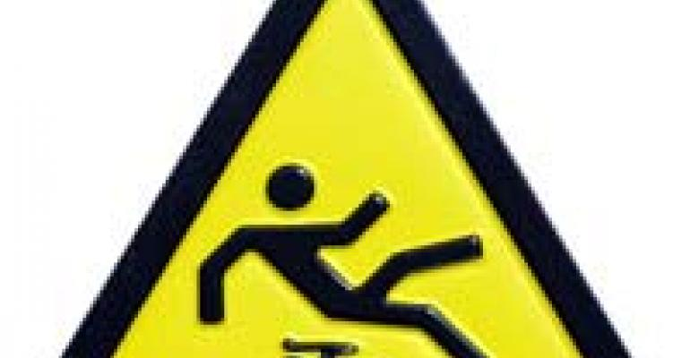 Slips and Falls: Preventing Their Damage To You