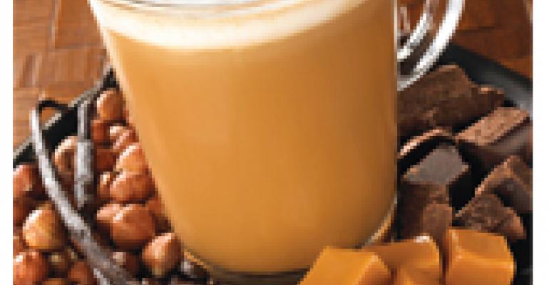 Classic Flavored Latte
