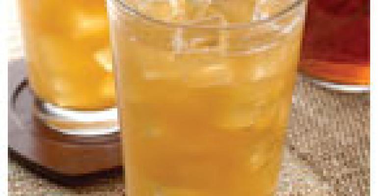 Pineapple Peach Palmer