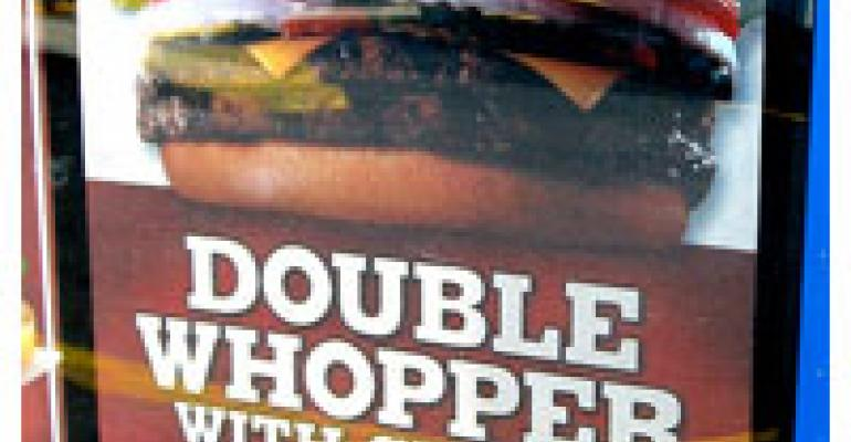 Menu Labeling: They'll Eat Better, But Order Slower