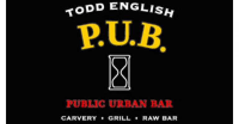Todd English: Free Beer For Fast Drinkers