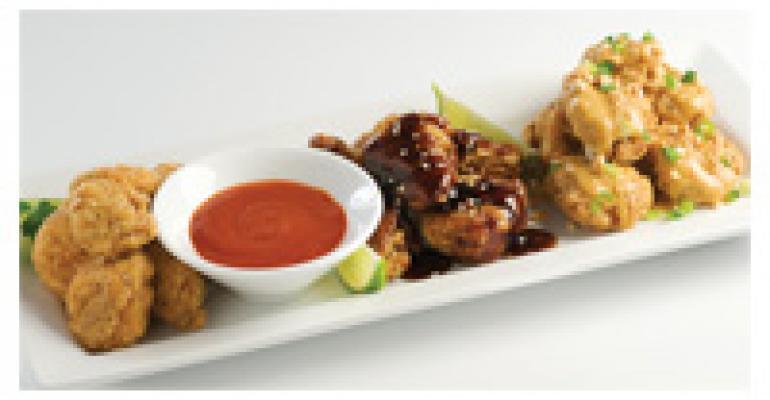 Taste of Asia Boneless Crispy Wings Sampler