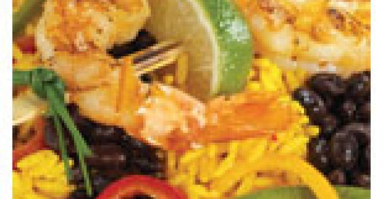 Cancun Citrus Grilled Shrimp