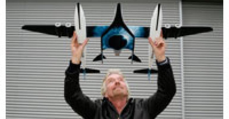 Richard Branson Wants Your Restaurant Ideas