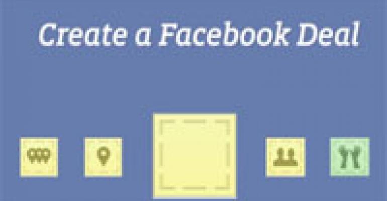 Dining Deals: Facebook Fires Back