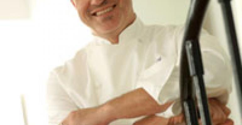 Colicchio Inducted Into Hall of Fame