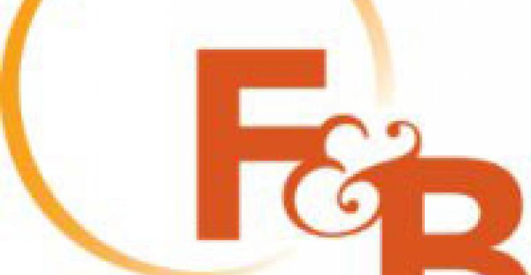 F&B Innovation Award Winners Showcased