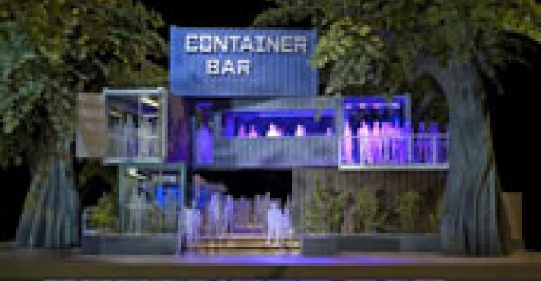 Container Restaurants: Versatile, Cheap And Cool