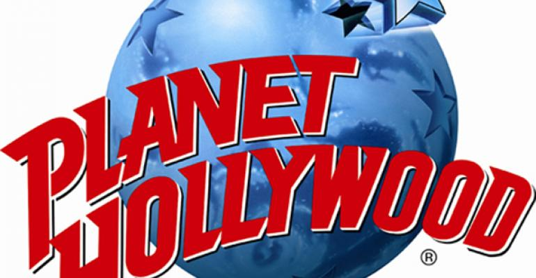 The bar is the star at new Planet Hollywood concept