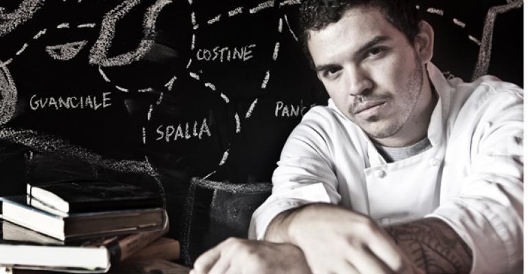 Chef Casey Lane of The Tasting Kitchen