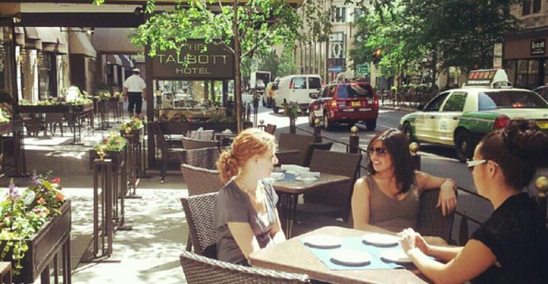 How pop-up restaurants can help you expand