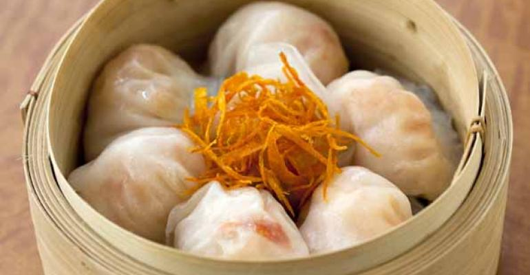 Five recipe ideas with an Asian accent