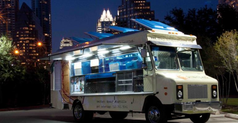 Eric Silverstein39s The Peached Tortilla Austin TX