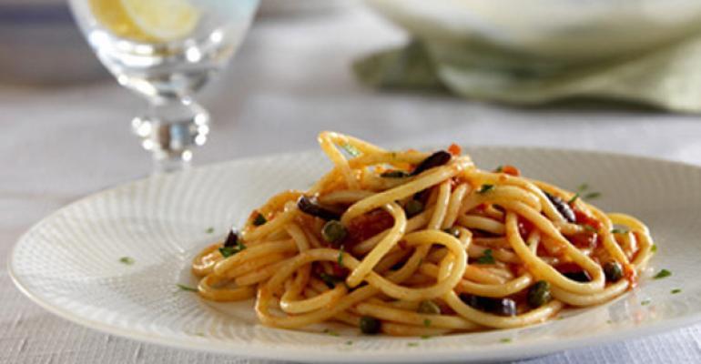 Opening the Door to Regional Italian Pasta