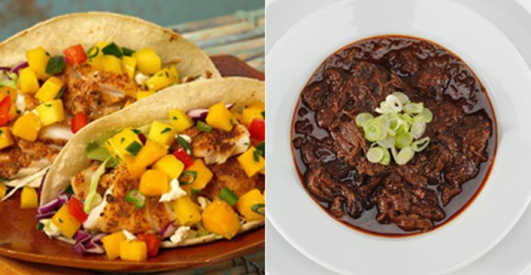 Six recipes with a kick: Tacos, quesadillas and bourbon chili