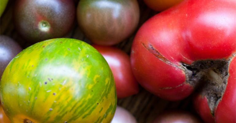 Chicago restaurant Osteria Via Stato will host a special Heirloom Tomato Dinner on Aug 28