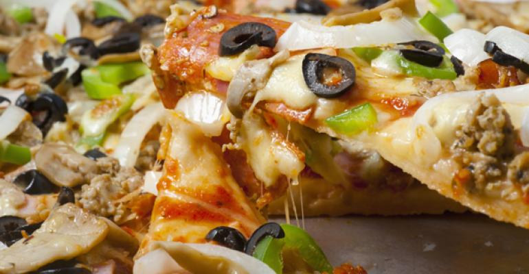 Know the most crucial costs to key menu items such as flour and cheese for pizza