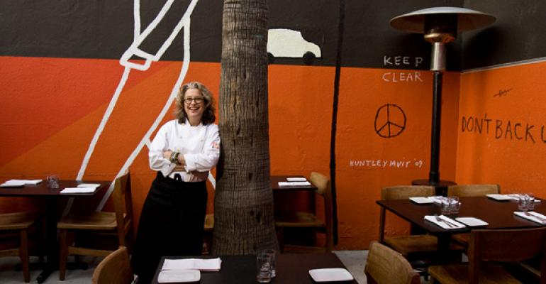 Susan Feniger finds inspiration on the street