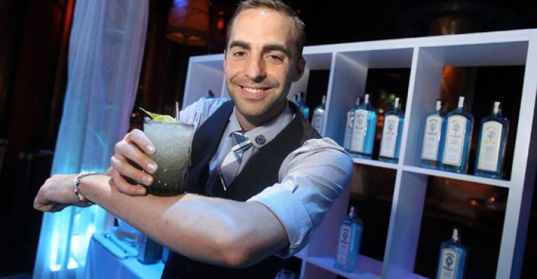Gerdes beat out 1500 bartenders from 44 cities in the US and Canada