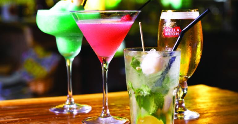 Gold on tap: Tweaking your beverage menu