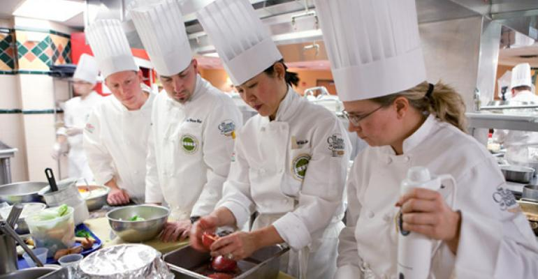 You can bet therersquoll be high interest in claiming one of the 16 spots available for the third edition of the CIAHormelsponsored Culinary Enrichment and Innovation Program CEIP