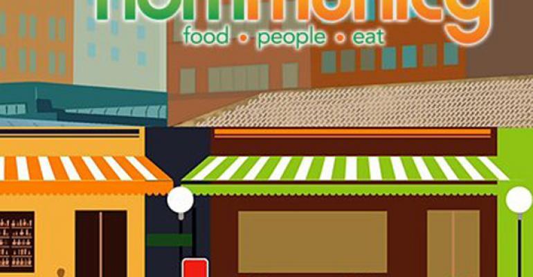 nommunity logo