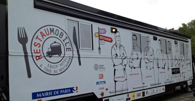 Food trucks: The next generation