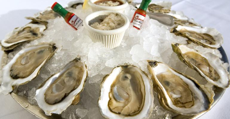 Aw, shucks: Oyster season menu ideas