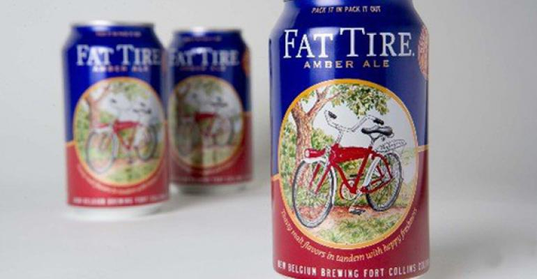 The craft beer category is growing so rapidly many brewers now make their bestselling labels available in cans
