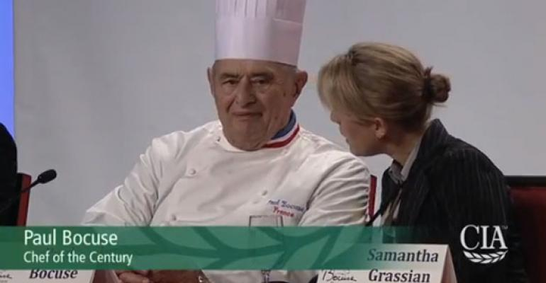 Top chefs talk evolution of French cuisine