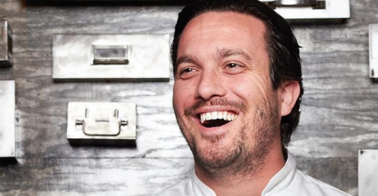 Fabio Viviani burnishes his brand