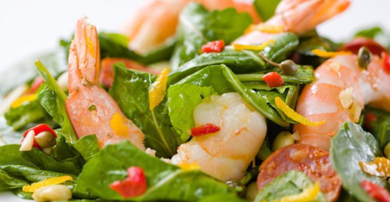 Borgne39s shrimp salad