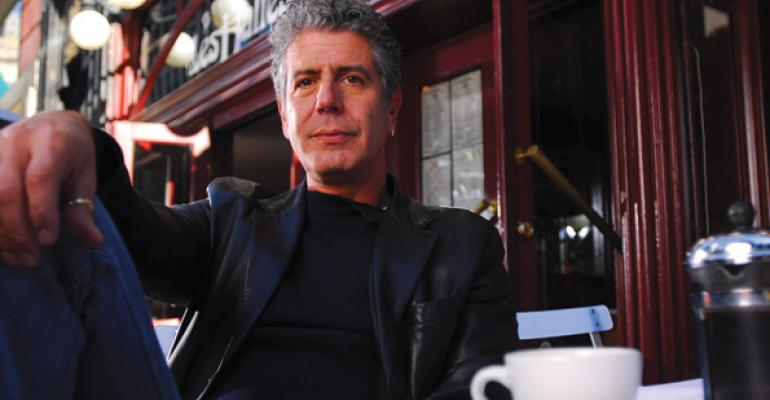 18 things we learned from Anthony Bourdain